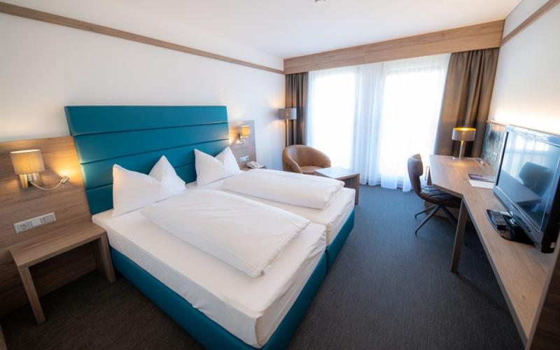 Business-Zimmer und Business-Suiten-